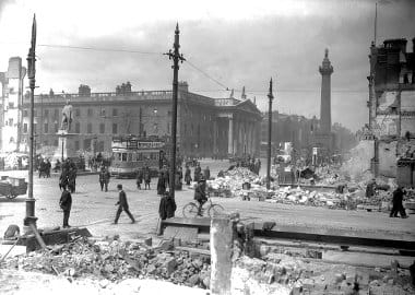 O'Connell Street, 1916