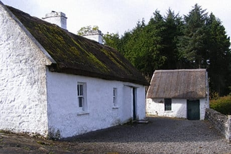 Mac Diarmada home in Leitrim