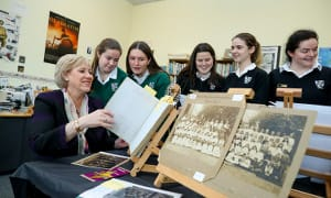 Minister Humphreys launches online genealogy toolkit for schools to help students discover their family history